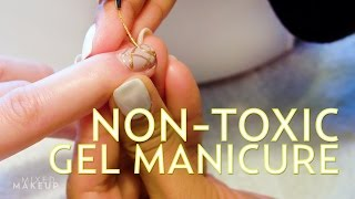 Non-Toxic Gel Nail Polish at Can Can Parleur in Los Angeles | The SASS with Susan and Sharzad