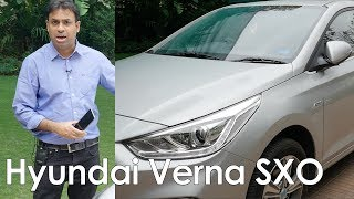Hyundai Verna (Petrol Automatic) Overview & Impressions Vlog Style