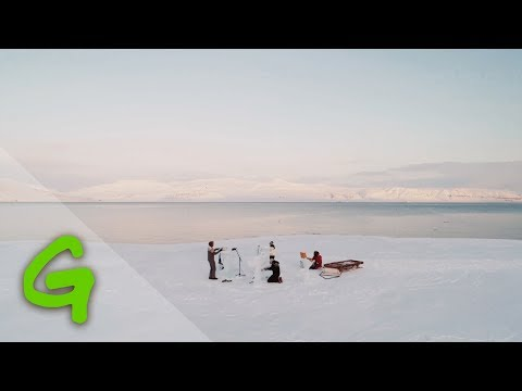 'Ocean Memories': Greenpeace Presents The World's Most Northerly Ice Music Concert
