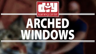 How to Install Molding around Arched Windows