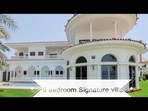 Signature villa | Palm Jumeirah | Canary Island Properties | Dubai