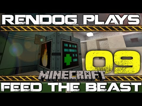 [S1E9] Let's Play Minecraft FTB
