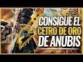 Assassin's Creed Origins   Consigue EL CHACAL CETRO DORADO de Anubis   ¡EL MEJOR DEL JUEGO!