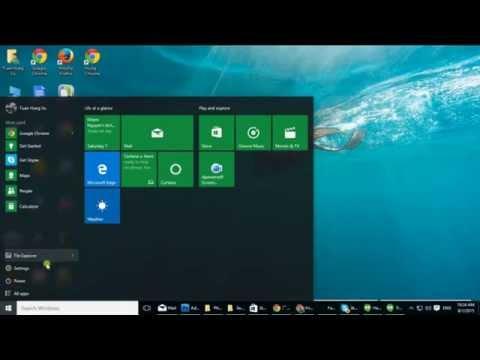 Khôi Phục Lại Cài đặt Gốc Hoặc Xóa Trắng Trong Windows 10