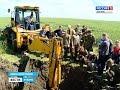 В Абинском районе подняли на поверхность советский бомбардировщик mp3