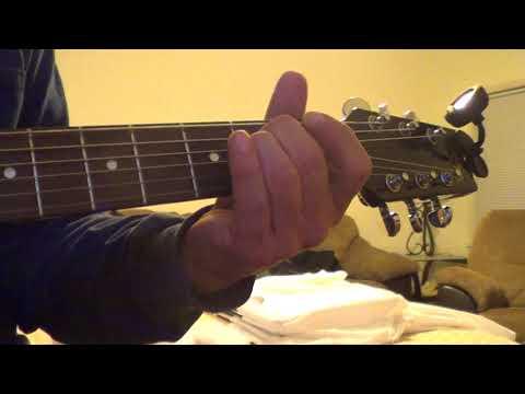 Melissa Acoustic Chords Progression Youtube
