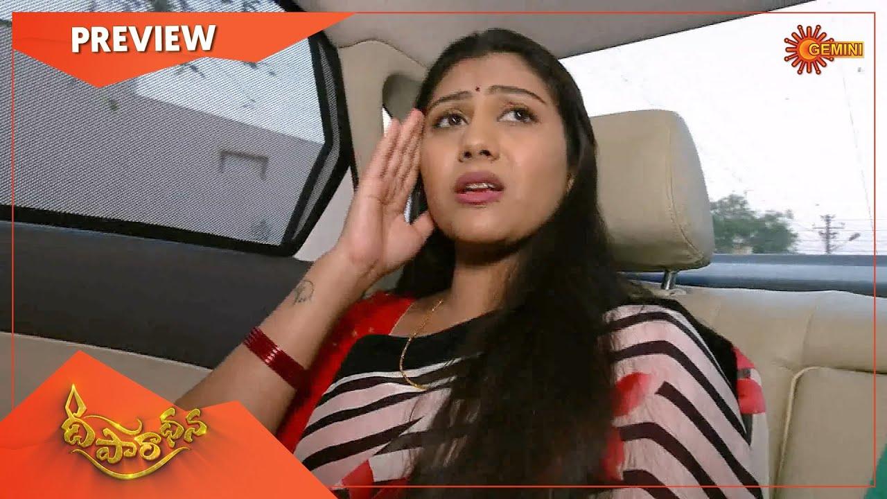 Deeparadhana - Preview | Full EP free on SUN NXT | 03 March 2021 | Gemini TV | Telugu Serial