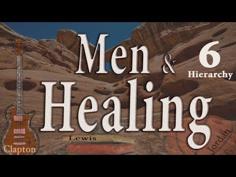 Men and Healing: The Invisibility of Men's Pain, The Dominance Hierarchy  #6