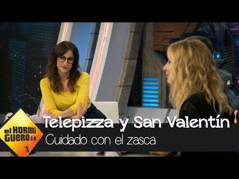 El 'zasca' de un restaurante de pizzas a un cliente por San Valentín - El Hormiguero 3.0