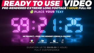 Countdown Digital | videohive