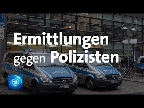 Drohbrief und WhatsApp-Hetze: LKA ermittelt gegen Frankfurter Polizisten