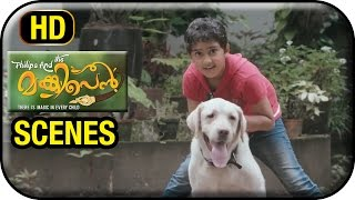 Philips and the Monkey Pen Movie | Scenes |  Sanoop Plays with Joy Mathew