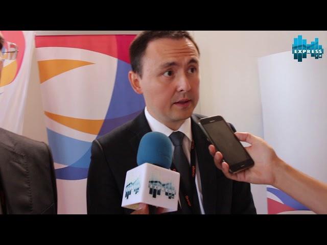 Rencontres Africa 2017: Interview avec M.Mansur Zhakupov DG de Total Tunisie