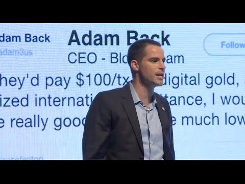 Roger Ver - Passionate Presentation at CoinGeek :Bitcoin Core downfall - Human Failures