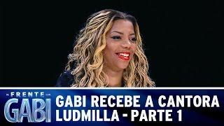 De Frente com Gabi (02/11/14) - Gabi entrevista a cantora Ludmilla - Parte 1