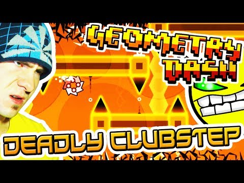 Geometry Dash | DEADLY CLUBSTEP by Neptune ~ ALWAYS WANTED TO DO THIS!