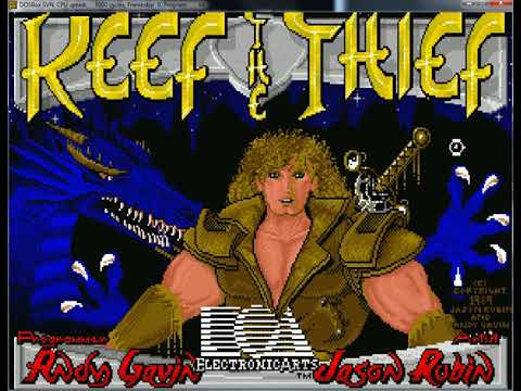 Keef the Thief: A Boy and His Lockpick [PC DOS, 1989]