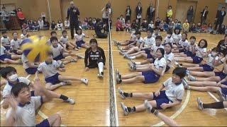 子供たちの体験を通して障害者スポーツの認知拡大を目的に行われている...
