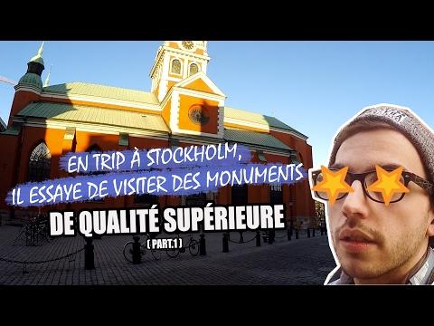 STOCKHOLM - VISITE DE MONUMENTS DE QUALITÉ SUPÉRIEURE