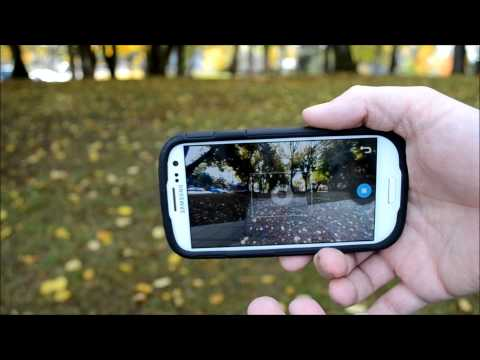 Hands-on with Android 4.2 Camera / Photo-Sphere