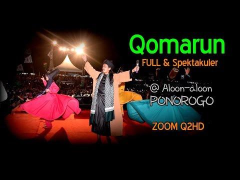 Qomarun - Qod Kafani - @ Alun-alun Ponorogo