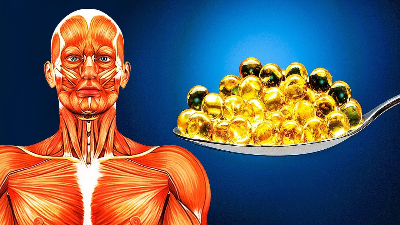 Take Fish Oil Every Day For 20 Days See How Your Body Changes