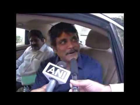 South superstar Telugu actor Nagarjuna on Narendra Modi and Gujarat