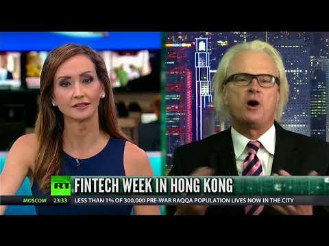 ESCHR's MIRO @ Hong Kong Fintech Week - Bart Chilton via RT Boom Bu$t