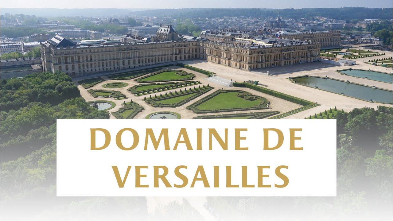 Domaine De Versailles Youtube
