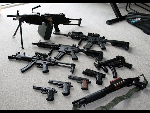 Сколько стоит ШМАЙСЕР. Выставка-продажа оружия в США
