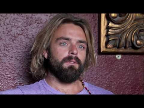 Xavier Rudd Interview - YouTube