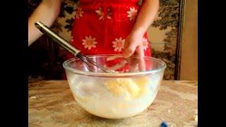 Песочное печенье. Печенье без яиц.