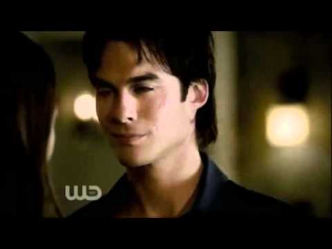 "The Vampire Diaries 3x01 - Damon and Elena - ""I"