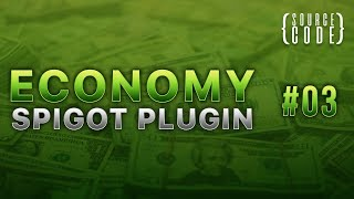 Custom Economy Spigot Plugin - Economy Setup - Episode 3