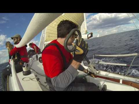 LONG Upwind Sailing - Harbour Island Classic 2016