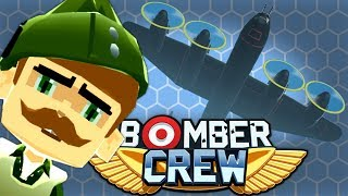 MEET THE CREW - Bomber Crew Game Gameplay