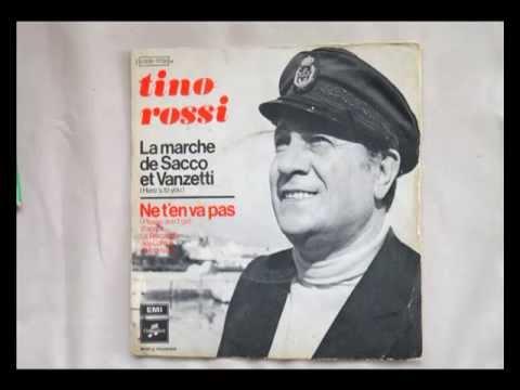 Tino Rossi - La marche de Sacco et Vanzetti (Here's to you)