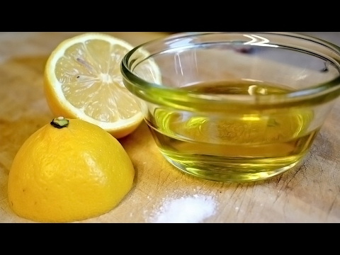 Mix Lemon Juice and Olive Oil for Amazing Benefits