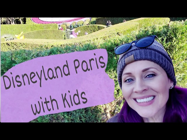HOW TO DISNEYLAND PARIS WITH KIDS   FAMILY FUN DISNEYLAND PARIS   2020 Trip to Disneyland Paris