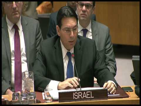 UN Security Coucil meets on the Palestinian question