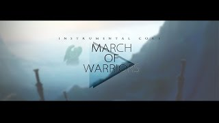 March Of Warriors (Single)