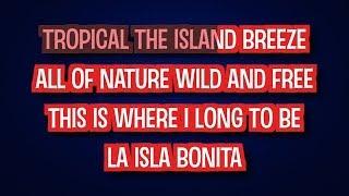 La Isla Bonita - Madonna | Karaoke LYRICS