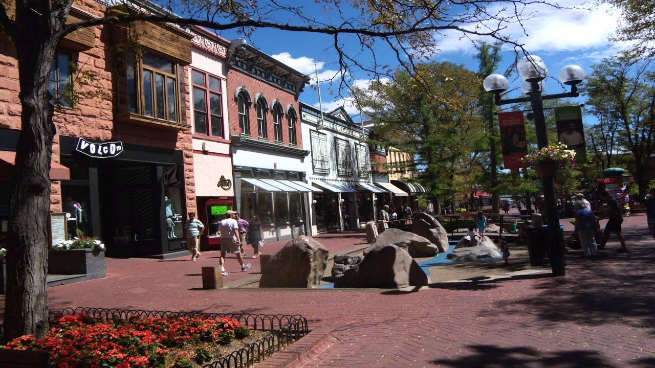Downtown Boulder Real Estate
