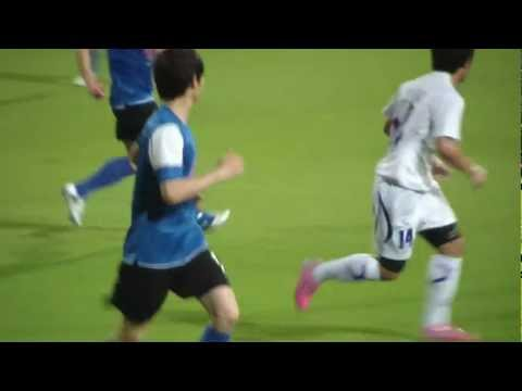 Song Joong Ki - Play Football @ Thailand