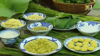 Hanoi Của Tôi = Mùa Thu - Cốm Xào & Bánh Cốm /