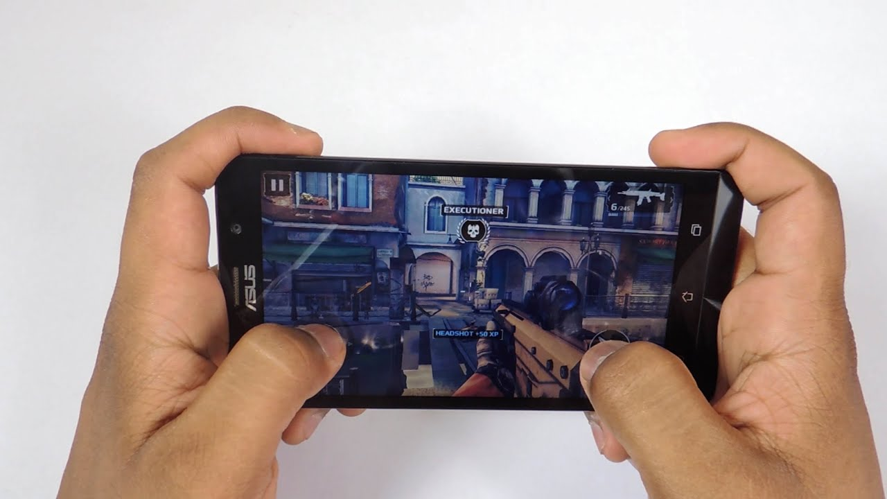 Asus Zenfone 2 ZE551ML (2GB Ram) Gaming Review ...