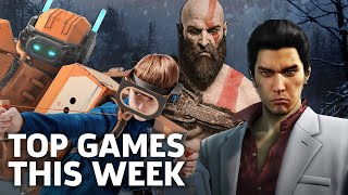 New Releases - Top Games Out This Week -- April 15-21