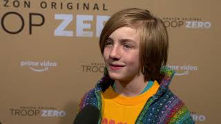Charlie Shotwell Talks Playing Joseph at Troop Zero Premiere