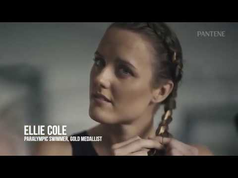 Ellie Cole x Pantene | Ribbon of Strength #WEAREUNBREAKABLE