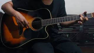 Tutorial Chord Gitar Fourtwnty - Segelas Berdua  ( PART 1)